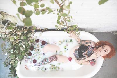 Milk Bath Inspiration Collaboration Full Gallery