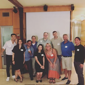 New York Alumni Event August 2019