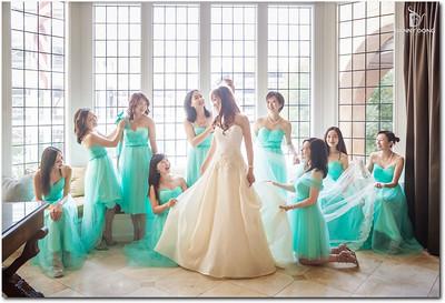 Jaye + Leon Wedding