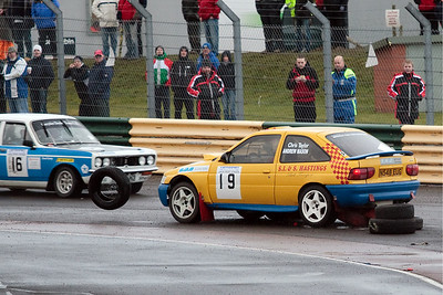 S.M.C. Members at the Jack Frost Stages (16th of January 2011)