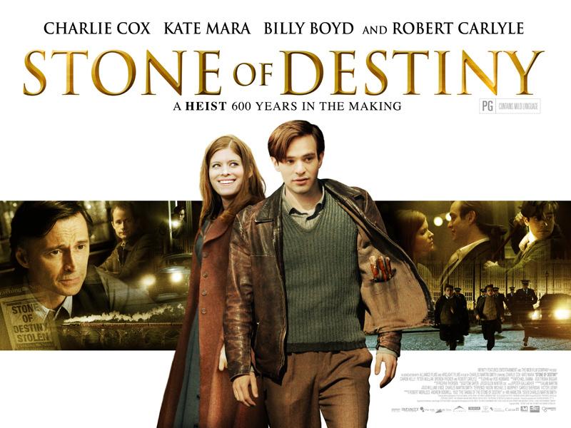 Stone of Destiny (2008) - Movies about Scotland