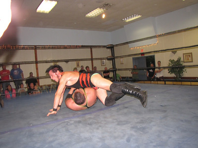 Pro Wrestling Syndicate   Connecticut Carnage  August 22, 2010