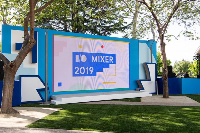 2019 Google IO Mixer