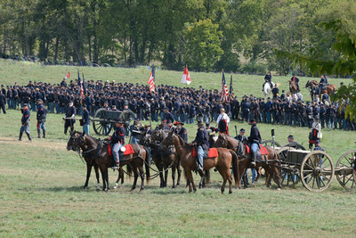 Battle of Antietam Reenactment