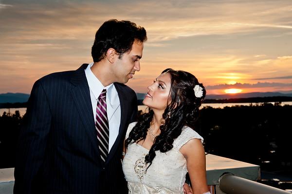 Wedding Reception (Sejal & Nikhil)