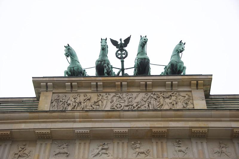 Brandenburger Tor, Berlin 4