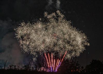 Songdo Beer Festival Fireworks