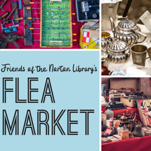 Friends of the Norton Library's Flea Market