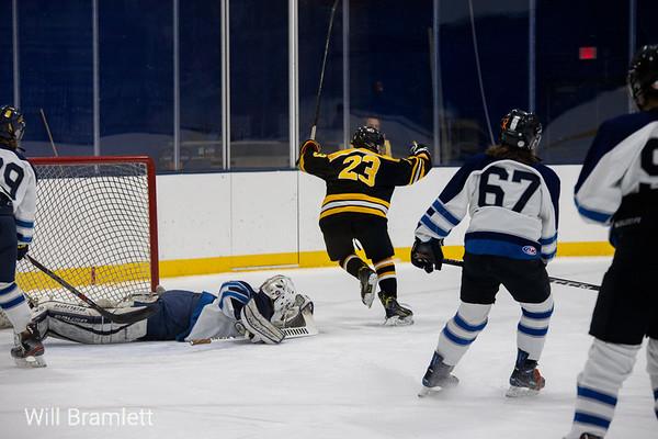 Ice Hockey: Oakville vs Francis Howell Central
