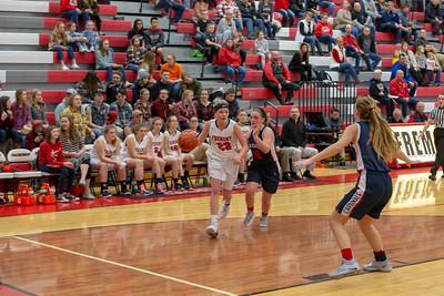 Girls Varsity Basketball - 2/1/2019 Big Rapids