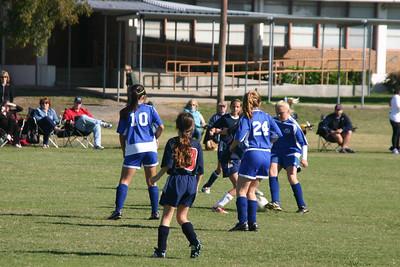Fall Sports 2006-Rachel