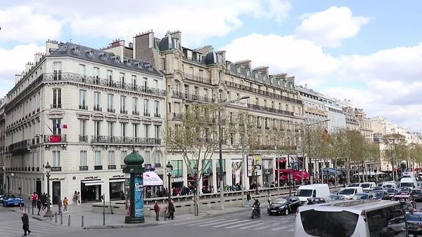 Trip to Paris and London April 2019