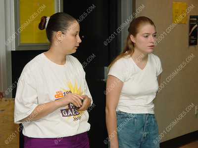 2001 Band Camp - August 12, 2001
