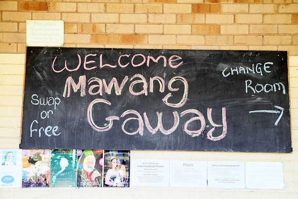 Mawang Gaway Community Swap Meet - 21 June 2015.