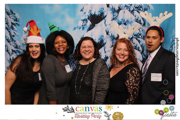 CANVAS Holiday Party 12.7.16