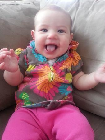 Dannie 6 Months Old