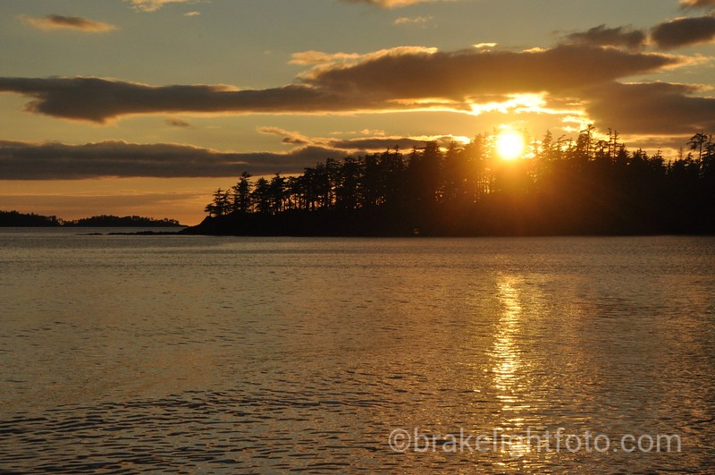 Hippa Passage Sunset