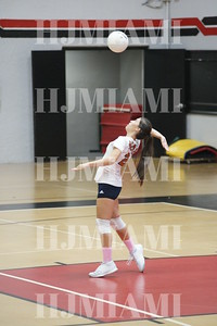 Mater Lakes Girls Volleyball 10/01/18