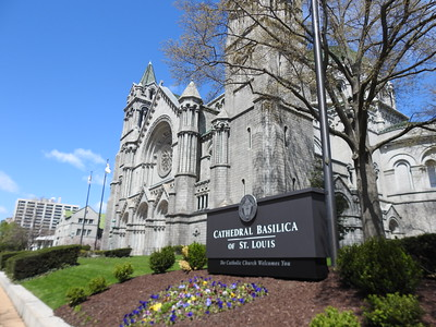 2016_04_Cathedral Basilica St. Louis Mo.