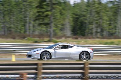Ferrari Track Days