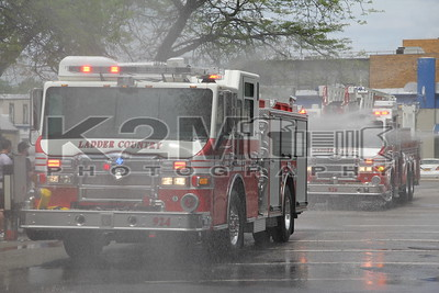 Farmingdale 924 and 926 Wet Down [5-21-11]