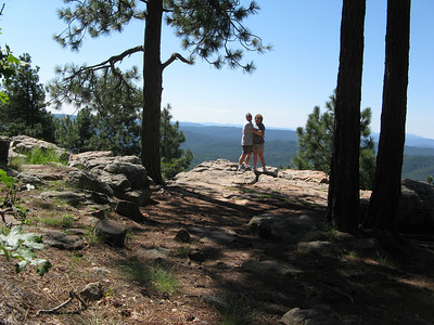 2008-08-17 Mogollon Rim Arizona