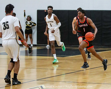 Boys Varsity Basketball v Freedom 2/19/19