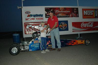 Winners Circle Sept 5, 2009