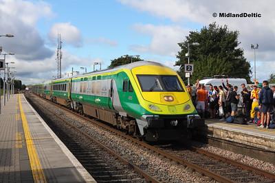 Portlaoise (Rail), 05-09-2016