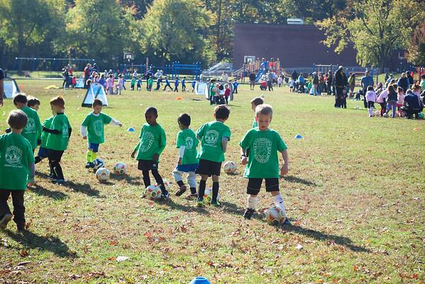 Kindergarden Soccer