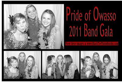 Owasso Band 2011