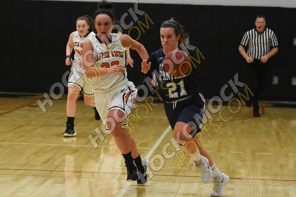 Oliver Ames - Franklin Girls Basketball 2-13-19