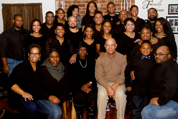 Jackson Family 2014