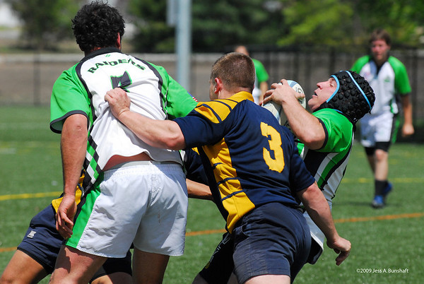 Gotham v. Kingston Mad Dogs, May 2, 2009