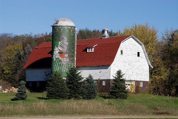 Barns of MN