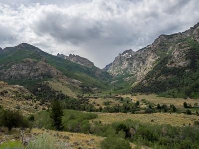 Lamoille Canyon - Ruby Mountains, NV  8.9.17