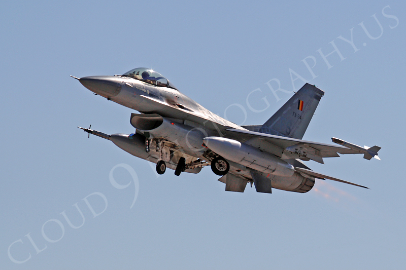 F-16Forg 00306 Lockheed Martin F-16 Fighting Falcon Belgium Air Force FA-84 by Tim Wagenknecht.JPG
