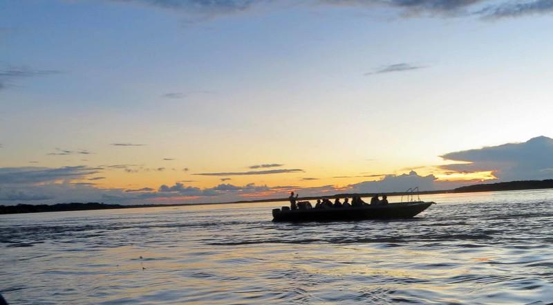 Peru - Amazon River Cruise & Machu Picchu 2017