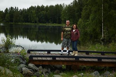 Ken & Maria's Trip to Alaska