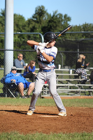 Quinn - Fall Baseball (South River HS/API)