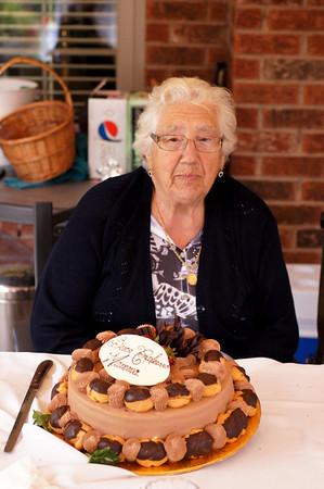 Nonna Elena's 84th Birthday