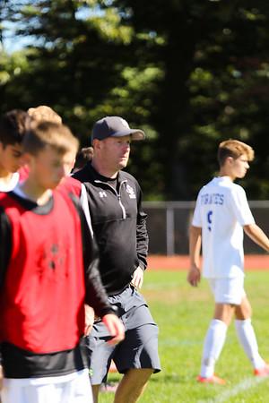 PR Varsity Soccer vs N Rockland 10-10-16