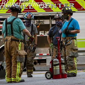 Air Bag Training - Trumbull Center Fire, Trumbull, CT - 7/15/20