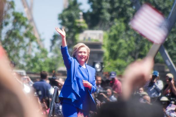 2015-06-13-Presitential Campain Launch Hillary Clinton