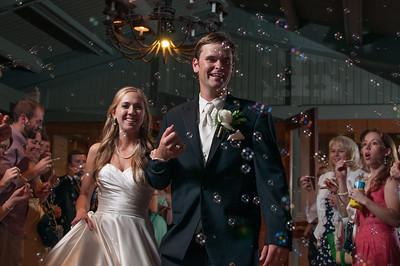 Erin and Marshall: Wedding