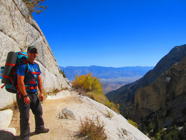 Mt. Whitney MR Sept 17-19, 2016