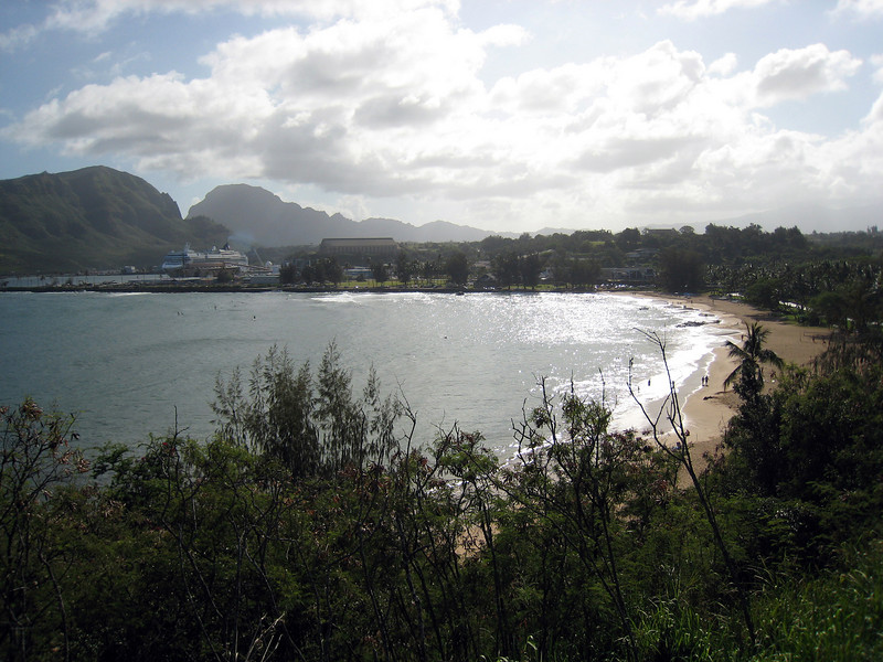 Marriott Beach and Port
