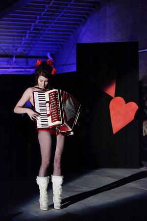 Va Va Valentine 2011 - Rehearsal
