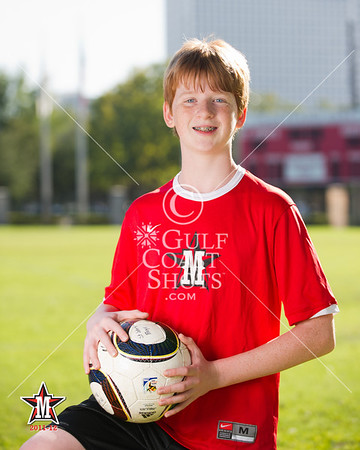 2011-11-30 Soccer Boys St. John's Team Portraits