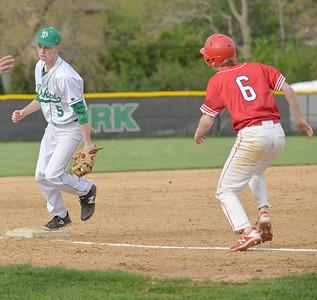 York baseball vs. Hinsdale Central